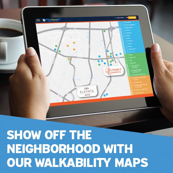 Walkabilty Maps